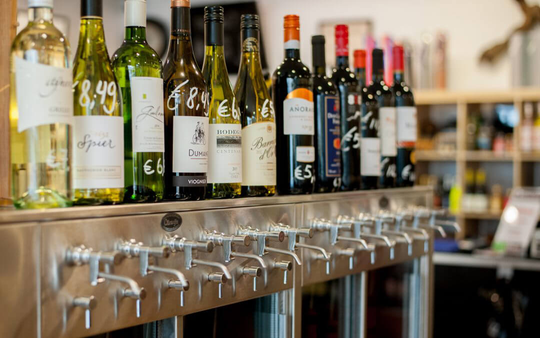 Wijn Proeverijen