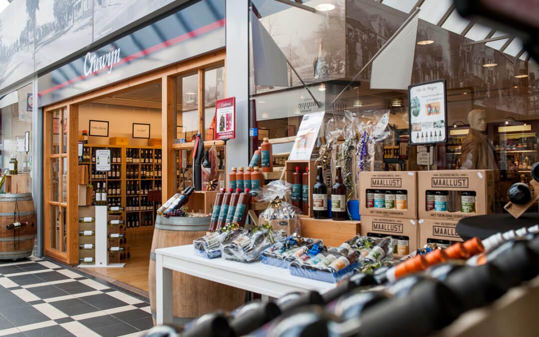 Borrel pakketten en wijnproeverijen die thuis worden bezorgd